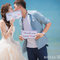 婚紗照|台北婚紗推薦|蘿亞新人婚紗照-就愛賴著你|蘿亞結婚精品
