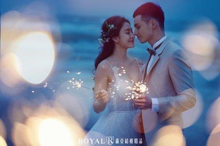 韓式婚紗|極度浪漫|淡水莊園|Vanco Studio【極度浪漫】蘿亞主題婚紗攝影