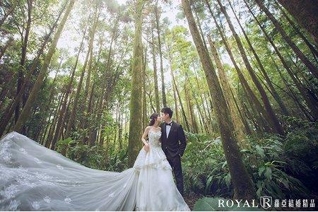 清新婚紗|陽明山黑森林|華山文創園區【Marie Christine & Yoon Je】Romance