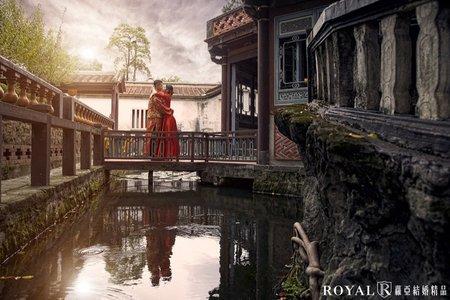 中式婚紗|蘿亞精選