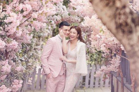 韓式婚紗 極度浪漫 淡水莊園 | Vanco Studio