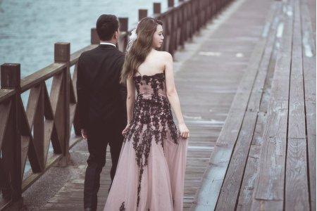 唯美自助婚紗
