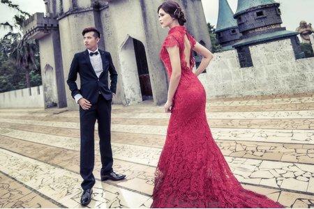 歐式風格-自助婚紗系列