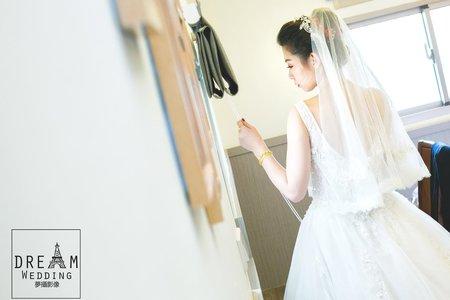 大皇冠/蕾絲披肩/婚禮類婚紗拍攝
