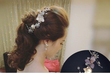 結婚韓系包頭