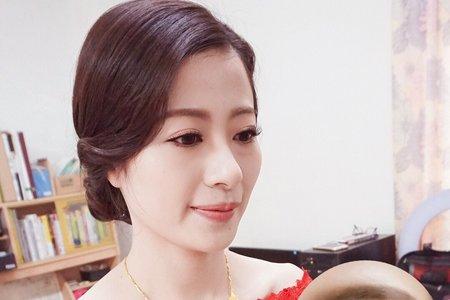 韓系妝容造型