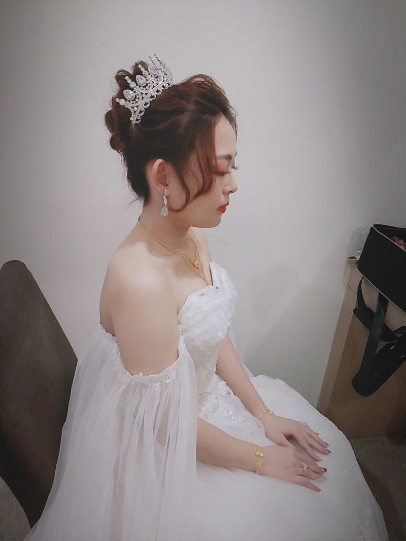 新娘造型服務作品