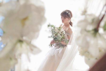 婚紗攝影造型服務