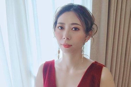 美式簡約風台南新娘秘書