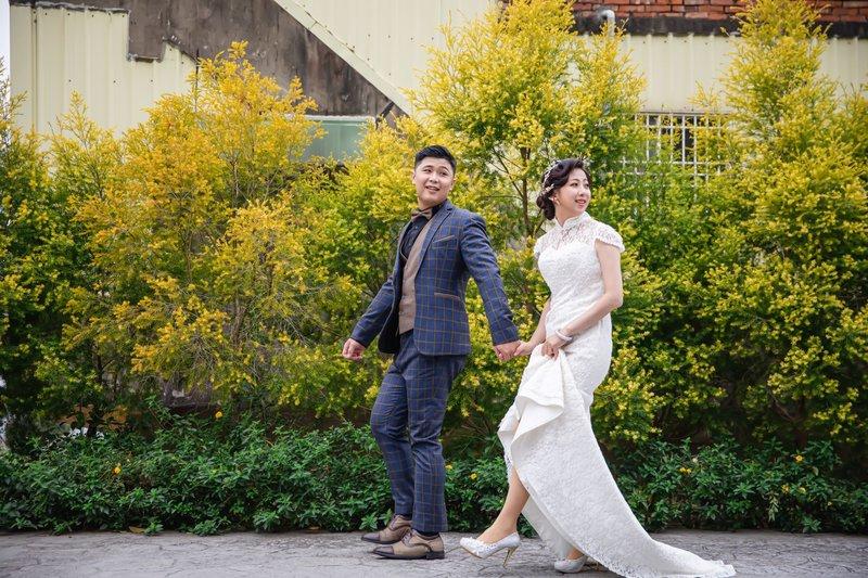 儀式+輕婚紗