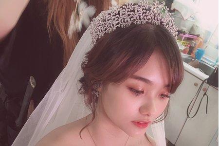 婚宴造型服務-女神
