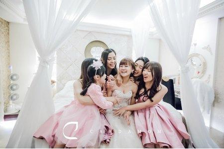 2019年度婚禮攝影精選