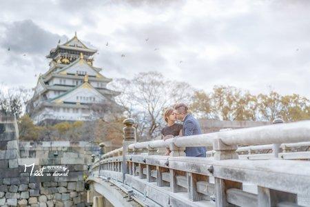 日本大阪京都婚紗