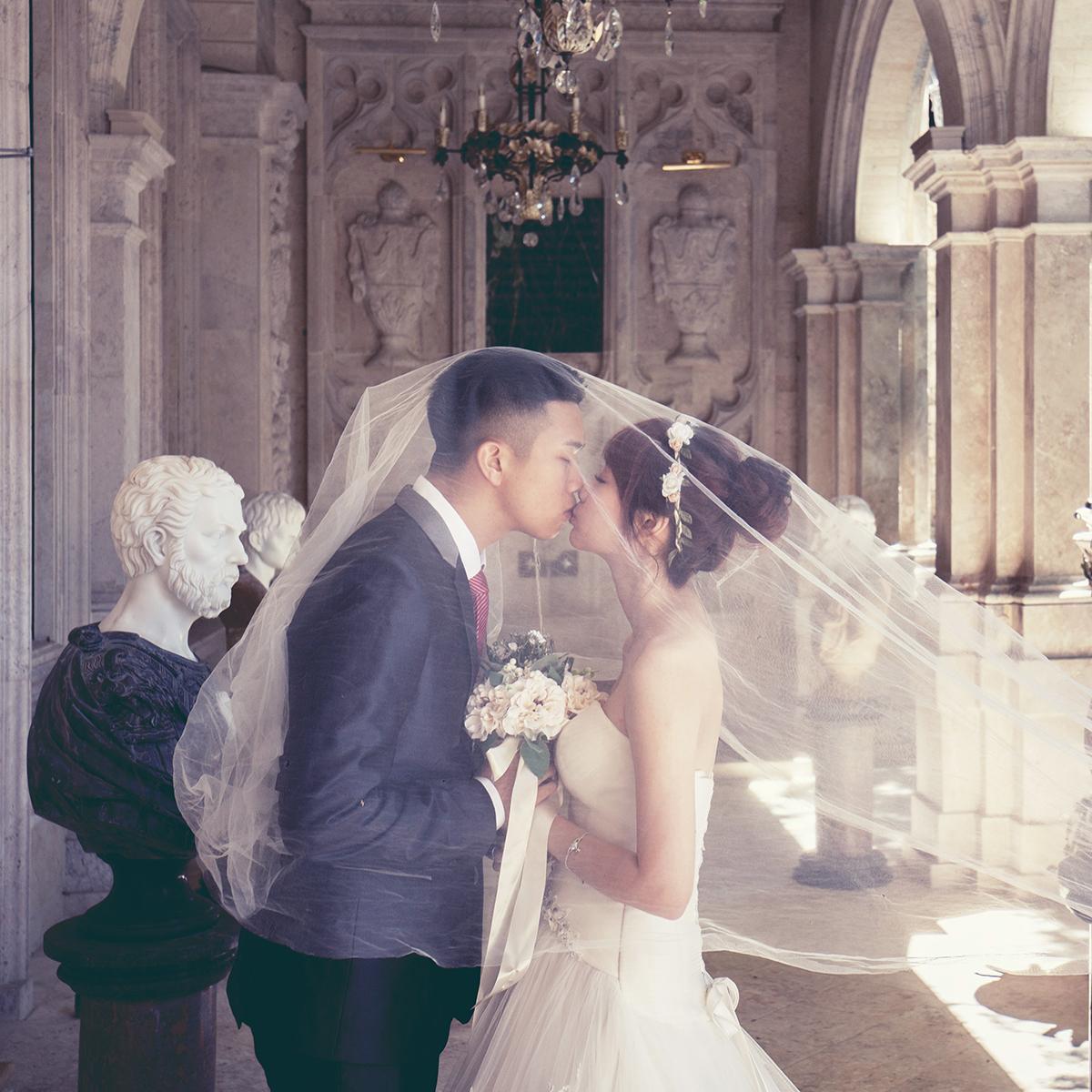 無限視角婚禮紀錄、自助婚紗