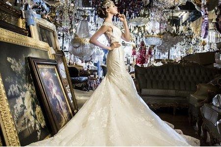 幸福感婚紗~禮服全區全新不加價