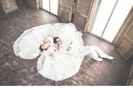 韓風婚紗系列
