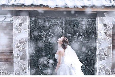 幸福感婚紗~安琪