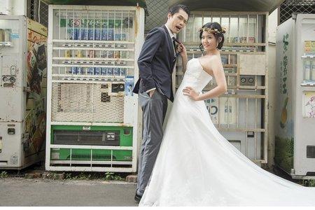 幸福感婚紗勇宇&虹岑