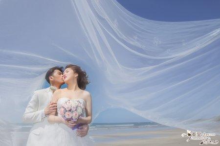 蓁愛工作室 客片分享 小銘 ❤ 小柔