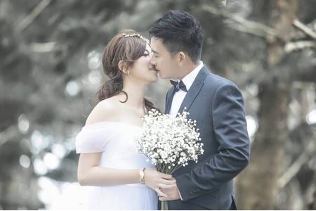 婚紗外拍-韓風經典優雅多種造型一次滿足