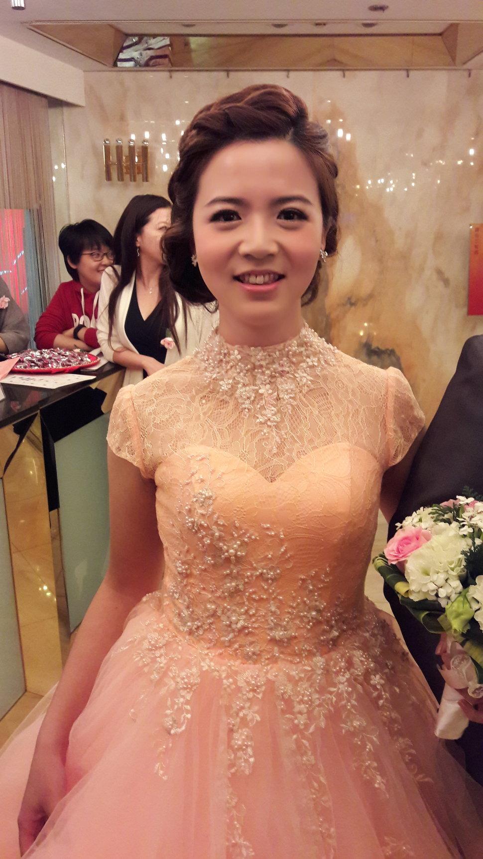 ❤️編髮式盤髮(編號:534977) - 新秘Heidi's style(新北市) - 結婚吧