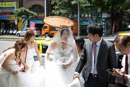 2014/0524 宣利&凱正/台北婚宴