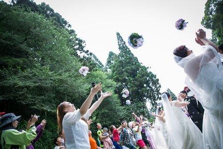 2014/0726杉林溪森林集體婚禮