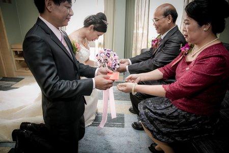 2014/1026珍怡&寶勳/台北婚宴