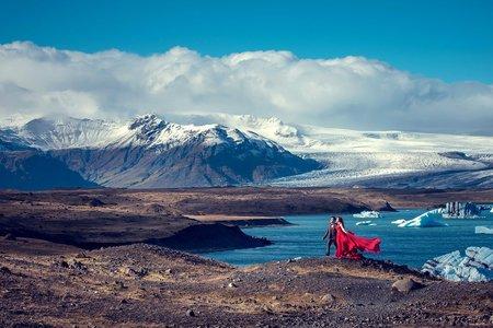 海外婚紗~冰島