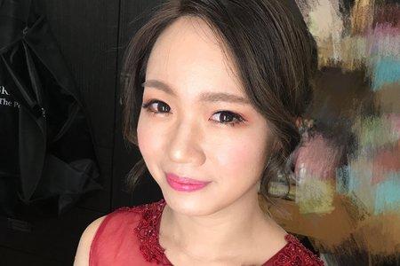 Nina makeup 新秘妮娜 彩妝造型-訂婚結婚宴客造型