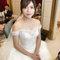 台中台北新秘Nina Makeup新娘彩妝造型-托托婚宴造型