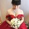 台中台北新秘Nina Makeup新娘彩妝造型-Liyu婚宴造型
