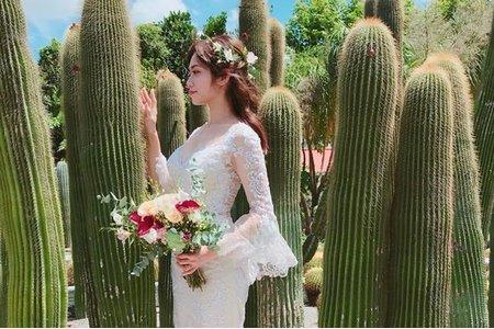 Nina makeup新秘妮娜-婚紗造型