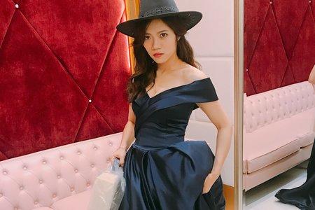 Nina Makeup彩妝造型-托托婚宴造型