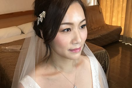 Nina Makeup彩妝造型-信君苗栗香格里拉早儀式午宴