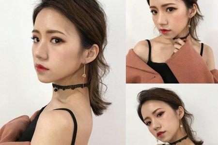 Nina Makeup彩妝造型-試妝玩妝