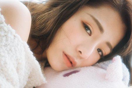 Nina Makeup彩妝造型-慵懶日系輕寫真