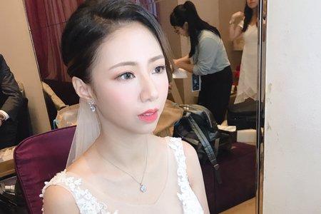 Nina Makeup彩妝造型-韓系新娘妝容