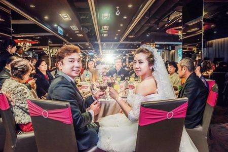 台北婚攝 | 三重彭園會館 冠華相如 婚禮記錄