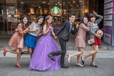 台北婚攝 | 兄弟飯店喜宴 夢含玟靜 婚禮記錄