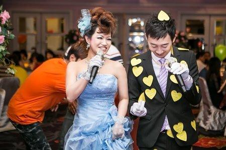 台北婚攝 | 汐止那米哥 俊傑玉嬿 婚禮記錄