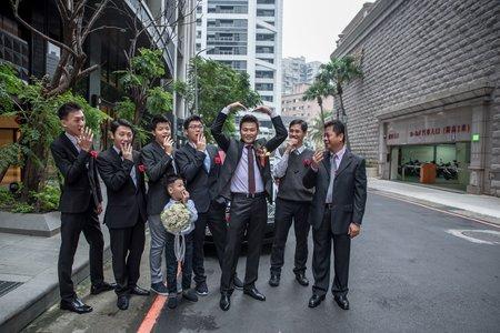 台北婚攝 | 彭園餐廳 韋呈涵綸 婚禮紀錄