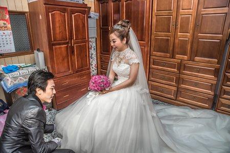 彰化婚攝 | 彰化結婚婚禮記錄 富為吟頤