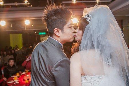 台北婚攝 | 中和吉立餐廳 晉強靖雯 婚禮紀錄