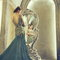希臘婚禮 婚紗 攝影 手工婚紗禮服 超美(編號:377084)
