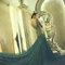 希臘婚禮 婚紗 攝影 手工婚紗禮服(編號:377087)