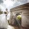 希臘婚禮 婚紗 攝影 手工婚紗禮服 超美(編號:377094)