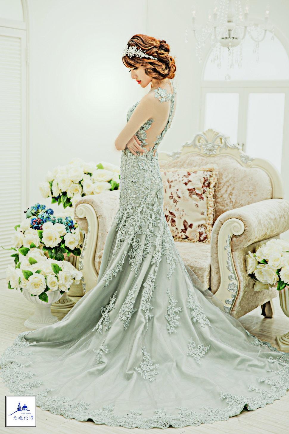 2016希臘婚禮手工婚紗禮服(編號:377106) - 希臘婚禮  婚紗  攝影 - 結婚吧