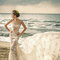 希臘婚禮 婚紗 攝影 手工婚紗禮服 超美(編號:377107)