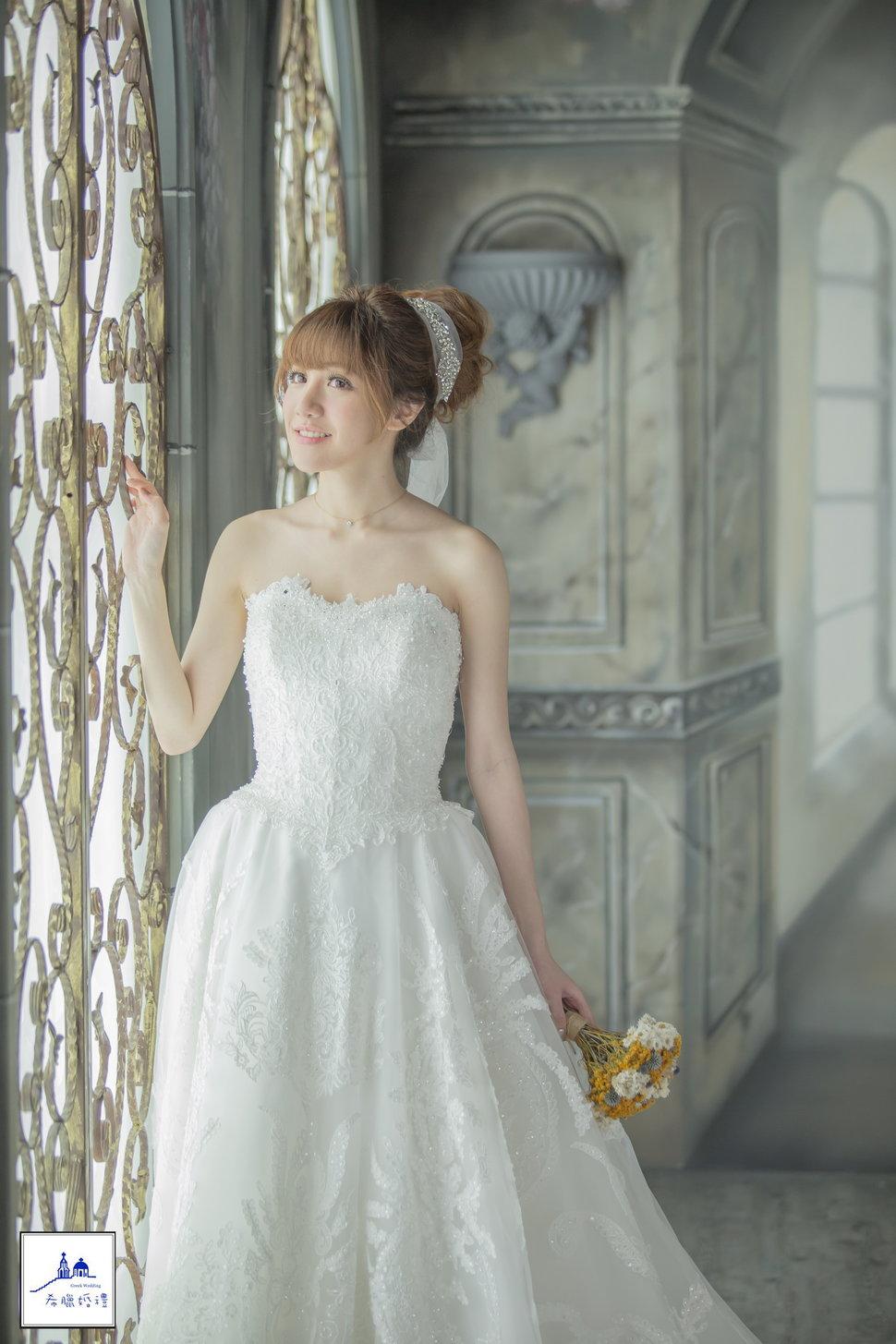 2016希臘婚禮手工婚紗禮服(編號:377108) - 希臘婚禮  婚紗  攝影 - 結婚吧
